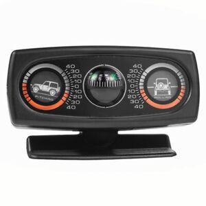 Car Spherical Compass Balancer Slope Meter H3S7