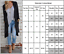 Womens-Long-Sleeve-Waterfall-Cardigan-Open-Front-Coat-Duster-Jacket-Baggy-Blazer thumbnail 3