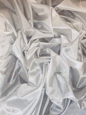1 MTR  Navy Anti Static Shiny Lining Fabric Dress Coat Jacket 150cm Wide