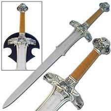 "Conan the Barbarian Sword 39"" with Plaque Collectible"