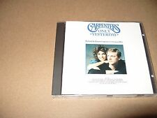 Carpenters - Their Greatest Hits (1990) cd 20 tracks