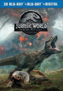 Jurassic-World-Fallen-Kingdom-New-Blu-ray-3D-With-Blu-Ray-2-Pack