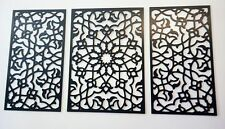 Moroccan Panel Wall Art Divider Screen Window