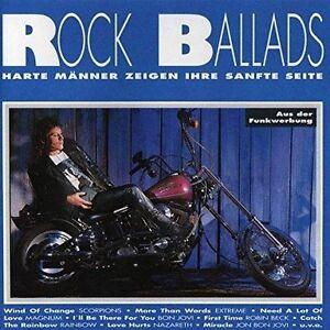 Rock-Ballads-1991-Polystar-Scorpions-Jon-Bon-Jovi-Nazareth-Doro-Ra-CD