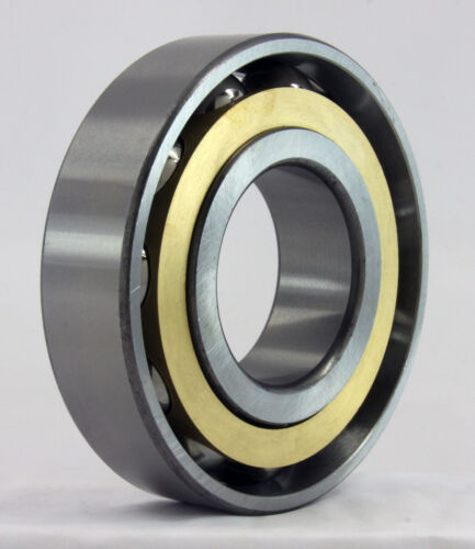 7305ACM Angular Contact bearing Bronze Cage 25x62x17 Ball Bearings 20646