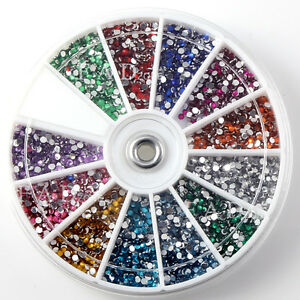 1-5mm-3600pcs-Nail-Art-3D-DIY-Rhinestones-Decoration-For-UV-Gel-Acrylic-Systems
