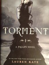Torment by Lauren Kate Hard Cover Back Book True 1st First Edition Vampire New