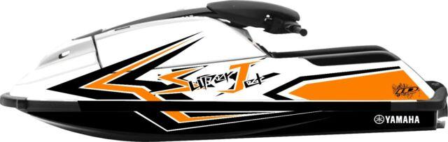 Jet Ski Graphic Kit For Yamaha Superjet 2002 Current