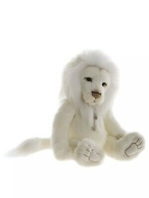 NEW Dandy Lion Charlie Bears CB191956 Plush Collection 2019 Jointed Teddy Bear