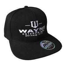 WAYNE ENTERPRISES GOTHAM CITY INSPIRED BY BATMAN SNAPBACK HAT