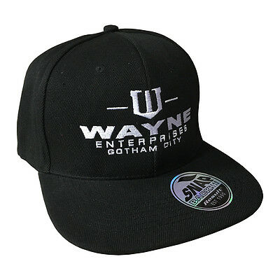 Wayne Enterprises Gotham City ispirata a Batman Cappellino Regolabile