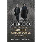 Sherlock The Essential Arthur Conan Doyle Adventures Dual Signed 1st Edition