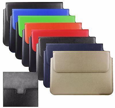 Pu Leder Magnetisch Schutzhülle Tasche Für Kiano Slimnote 14.2 Zoll Laptop Mild And Mellow Koffer, Taschen & Accessoires