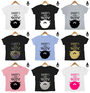 6a5d4f771 DADDY'S LITTLE BEARD PULLER, funny, newborn, dad, fathers day, baby ...