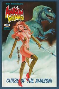 Amazon-Women-Curse-of-the-Amazons-3-FantaCo-1996-Tom-Simonton