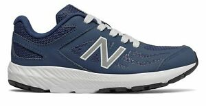 New-Balance-Kid-039-s-519-Big-Kids-Male-Shoes-Navy-With-White