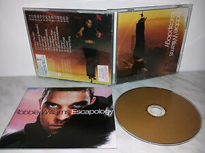 CD-ROBBIE-WILLIAMS-ESCAPOLOGY-JAPAN-TOCP-66132-NO-OBI