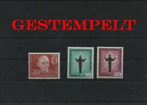 Germany-Berlin-vintage-yearset-1958-Postmarked-Used-complete-More-Sh-Shop