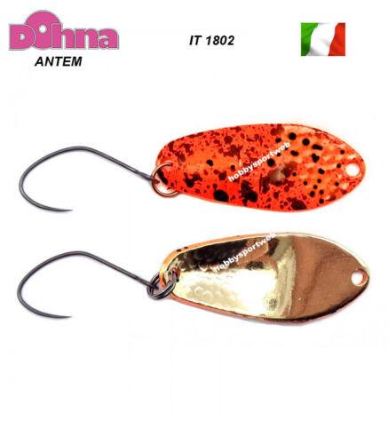 Antem Spoon Dohna It 1802 2,5 Gr Italian Color Japan Forelle Area Spinnfischen