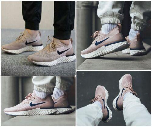 '' Nike 8 React Tamaño Taupe hombre para Epic Flyknit 201 aq0067 5 difusa 43 0rzf0Hw