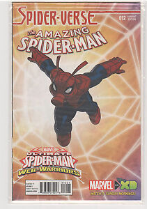 Amazing Spiderman Volume 3 #12 Ultimate Animation Variant 9.6 Comics Other Comic Collectibles