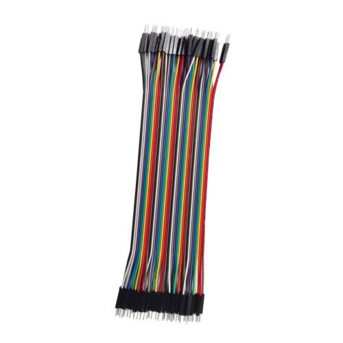 40 stücke Jumper Drähte 21 cm Länge DuPont Wire Kits Stecker auf Stecker