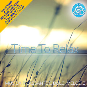 Details about 2 CD Time to Relax Gentle Music Relaxing and Sounds Nature  Wellness +MP3 Free