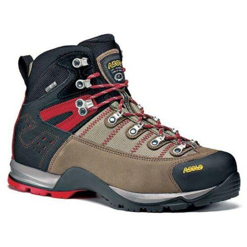 Asolo Fugitive Gtx MW Wool//Black OM3440// Mountain Footwear Men/'s Trekking Boots