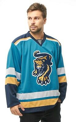 HC Sochi KHL Russian Professional Hockey Yellow T-Shirt NEW Russia jersey