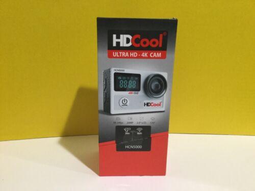 HDCOLL Ultra HD 4K Cam HCN5000 4K 24FPS 20MP 2.0LCD 170 New