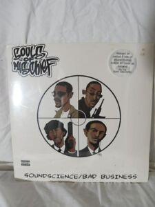 Souls-Of-Mischief-Soundscience-12-034-Vinyl-Single-Record-Hip-Hop-Rap-DEL-90-039-s