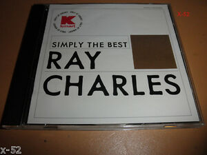 RAY-CHARLES-rare-K-MART-exc-HITS-cd-I-GOT-A-WOMAN-roll-with-my-baby-NIGHT-TIME