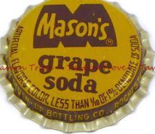 1960s MICHIGAN Owosso HOOD/'S DIET GRAPE SODA Crown Tavern Trove