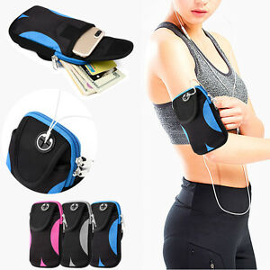 Sports-ArmBand-Case-For-iPhone-Xs-Max-Running-Jogging-Wrist-Arm-Band-Pouch-Bag