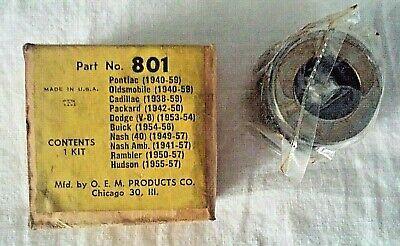 RAMBLE PACKARD IDLER ARM REPAIR KIT NO 801  VINTAGE 1938-1959 GM DODGE NASH