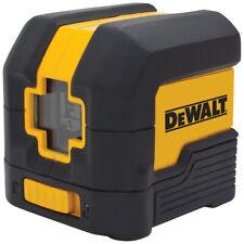 DeWalt DW08801 50 ft. Cross-Line Laser Level New