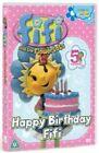 Fifi and The Flowertots Happy Birthday Fifi 5014138605278 DVD Region 2