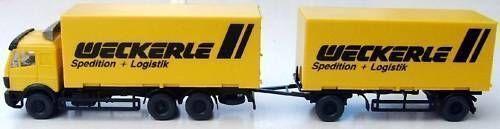 MB 2528 2528 2528 SK cambio maleta 3 2 weckerle werbemodell 1994 colección Promotional 351964
