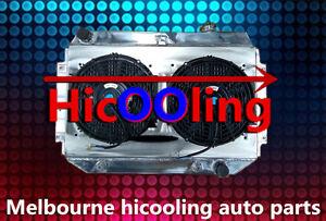 Radiator-Shroud-Fan-HOLDEN-Kingswood-HG-HT-HQ-HJ-HX-HZ-LH-LX-253-308-350-V8-Chev