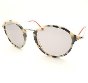 ab6e006925f5b Ray Ban 2447 1246 P2 Beige Havana Grey Polarized New Sunglasses ...