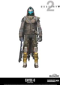 Cayde 6 Destiny 2 Vanguard Mentor #43 Color Tops 18 cm Action Figur McFarlane