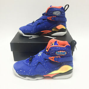 0db2a64e1a20d9 Details about Nike Air Jordan 8 VIII Retro DB Doernbecher GS SZ 4Y 729893  480 100% AUTHENTIC