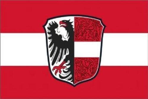Fahne Flagge Garmisch-Partenkirchen 50 x 75 cm Bootsflagge Premiumqualität