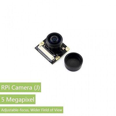 Wide Angle Fish-Eye Camera Lenses 5MP 1080p OV5647 Sensor Lens Infrared LED Light Night Vision for Raspberry Pi 3 for Raspberry Pi Camera Module
