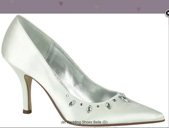 Nouveau satin vintage femme cristal Mariage Chaussures Demoiselle D/'honneur Bal Talon Haut