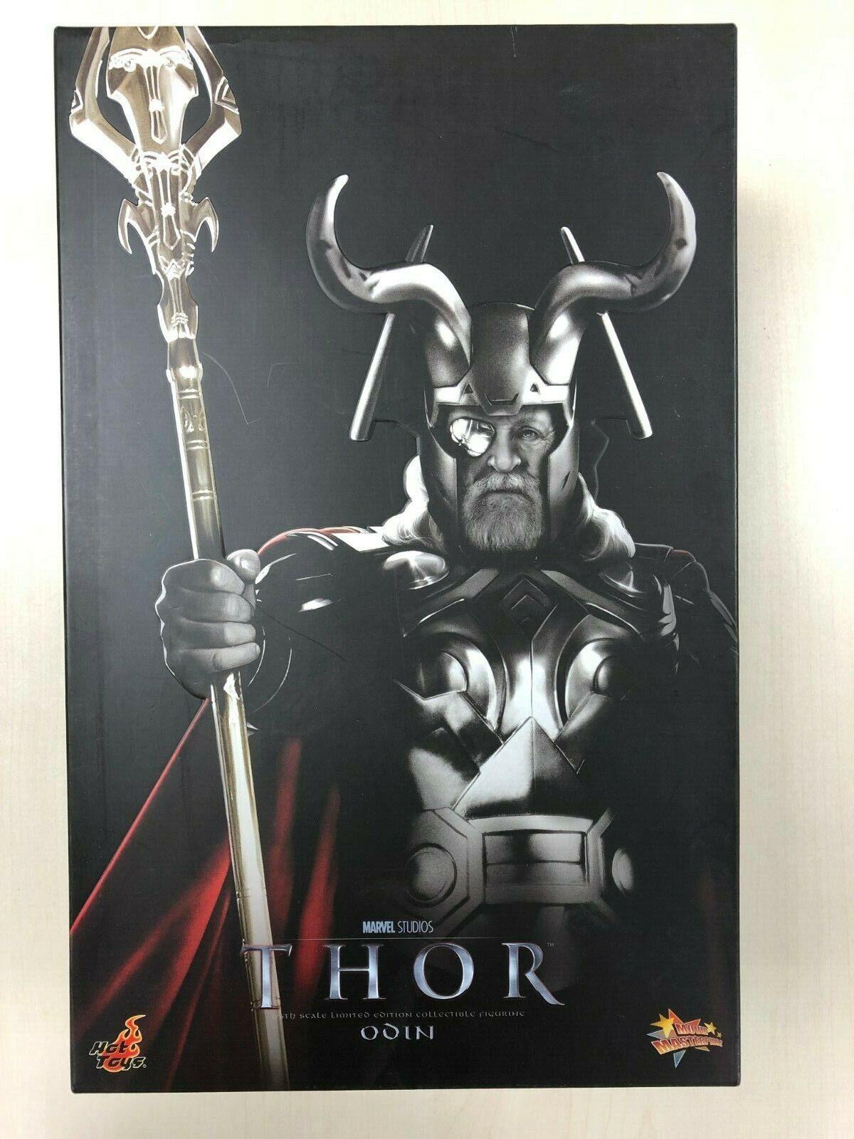 Hot Juguetes MMS 148 Thor Odin Anthony Hopkins 12 Pulgadas Figura De Acción Nueva
