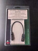 Vexilar Humminbird Minn Kota Universal Sonar 1 Transducer Adapter Adp030
