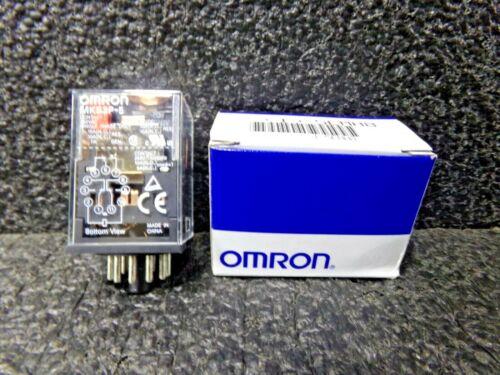 OMRON 240VAC Coil Volts 10A @ 240VAC//10A @ 28VDC DC General Purpose Relay