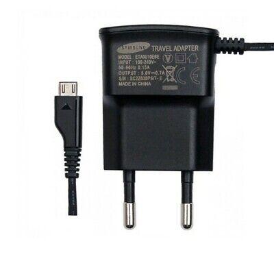 Samsung ETA0U10EBE Caricabatterie originale per GT i9060