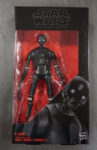 "K-2SO Droid Star Wars The Black Series 6/"" Figure Authentique #24 24"